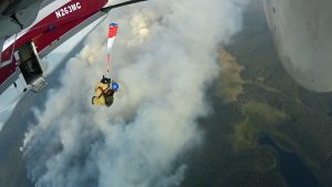 Smoke jumpers