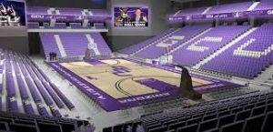 The GCU arena