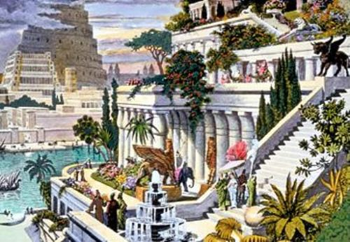 Facts about Hanging Gardens of Babylon