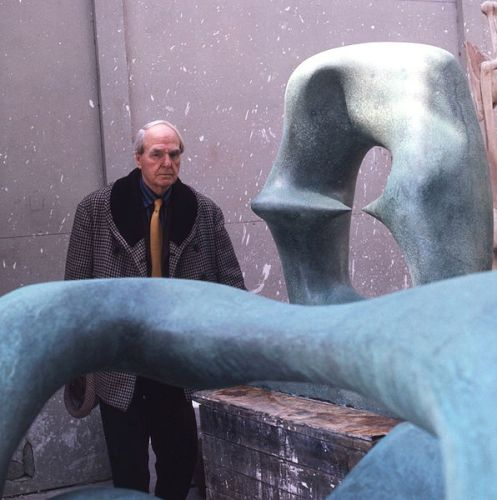 Facts about Henry Moore