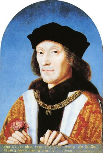 Facts about Henry the 7th