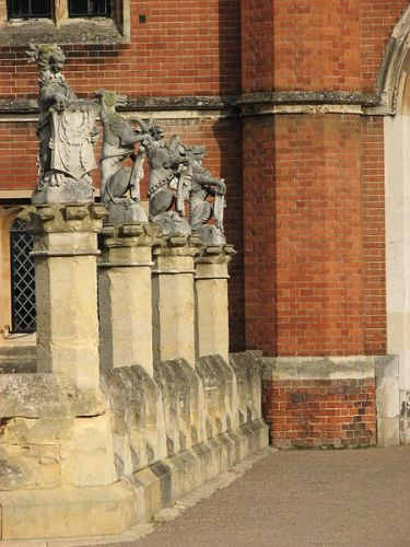 Facts about Hampton Court Palace