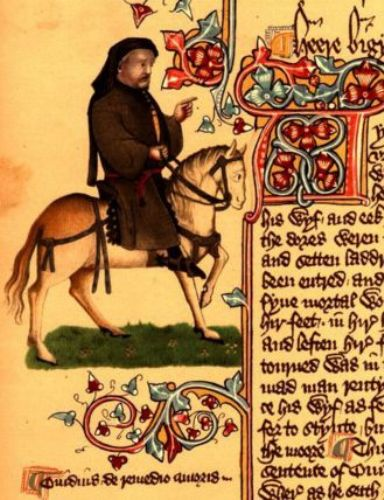 Geoffrey Chaucer Facts