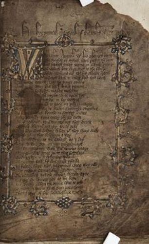 Geoffrey Chaucer Tales