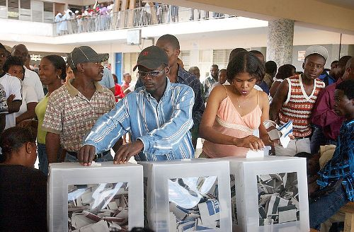 Haiti Politics