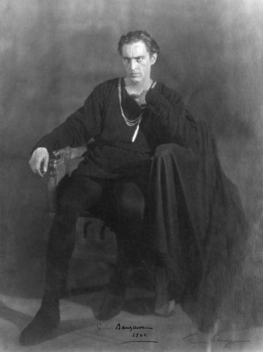 Hamlet the Play 1922