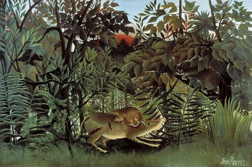 Henri Rousseau Facts