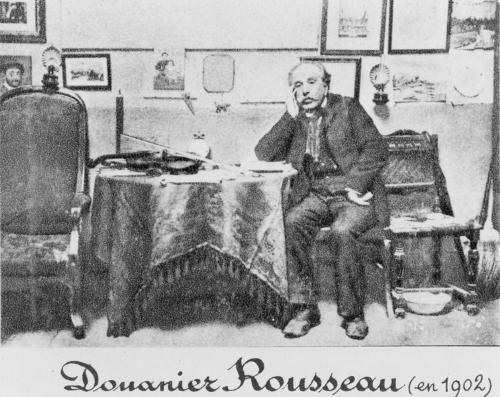 Henri Rousseau Image