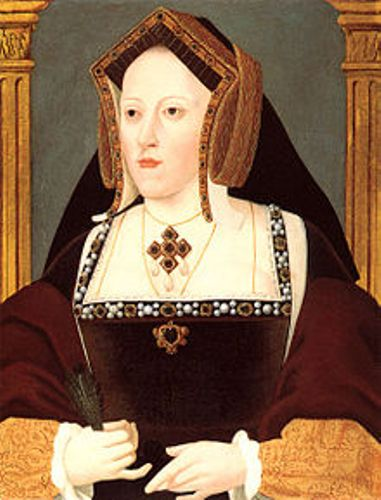 Henry the 8th's First Wife