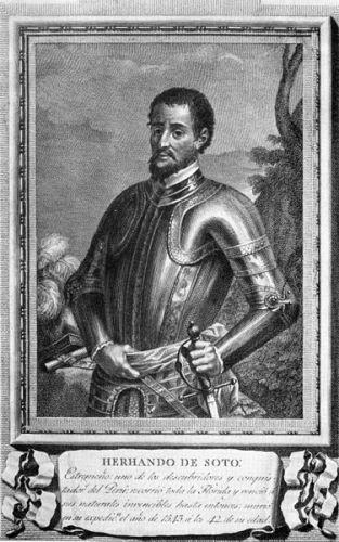 Hernando de Soto 1791