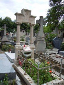 Gay de Maupassant's Grave