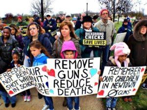 The debate of gun control