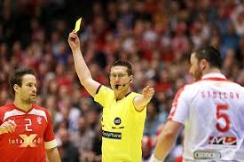 Handball referee