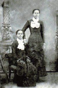 Elizabeth and Rebecca Corkeet