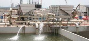 Water as industry power