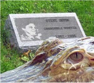 Steve Irwin Grave