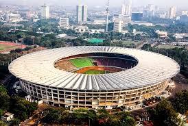 Jakarta's Gelora Bung Karno Stadium