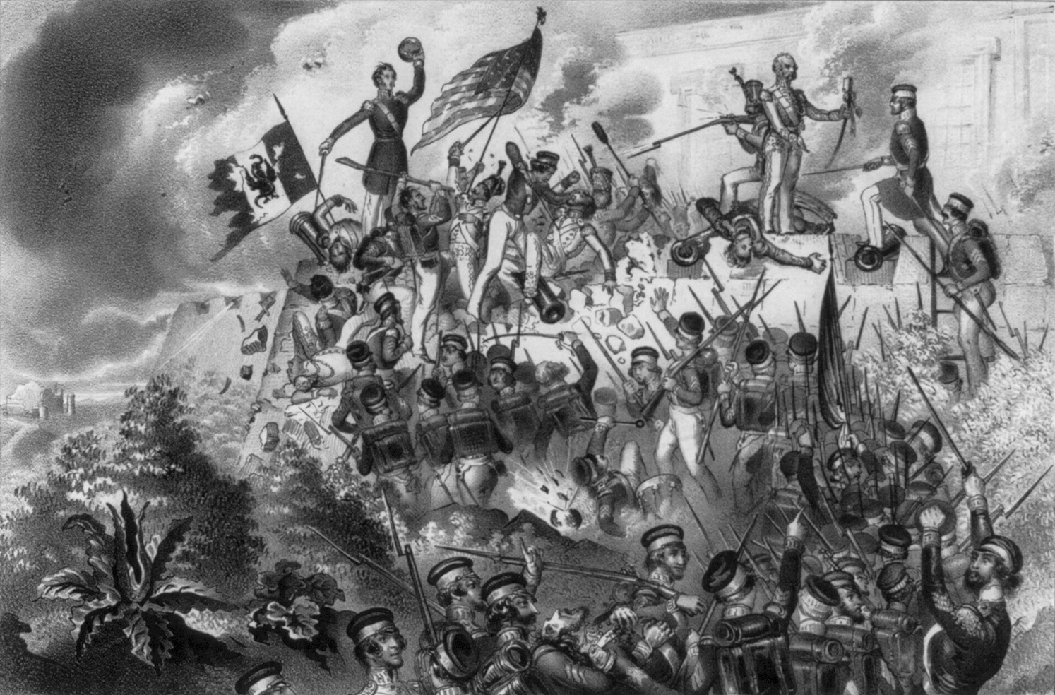 a history of blacks in americas wars Explore black history milestones and events that shaped african-american history, including the civil war, abolition of slavery and civil rights movementslavery comes to north america , 1619 to.