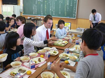 Image result for IMAGES OF JAPAN LUNCH SYSTEM