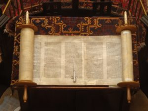 The Torah (The Jewish Holy Book)