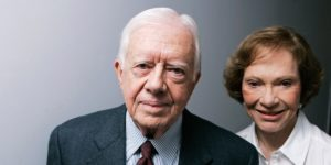 Jimmy Carter and Rosalynn Smith