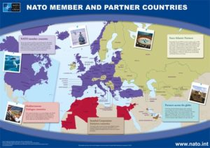 The members of NATO