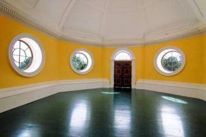 Monticello's Dome