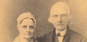Lucretia and James Mott