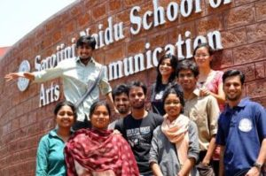 Sarojini Naidu School of Arts and Communication