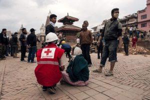 Aid agencies