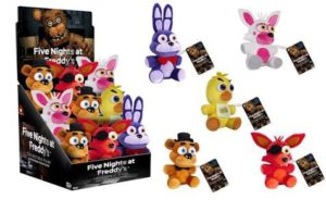Five Nights at Freddy's merchandise