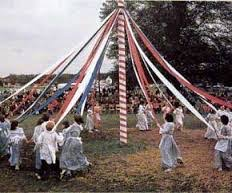 May Day in New France