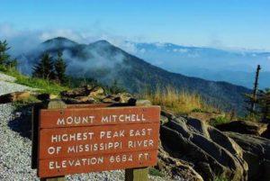 Mt. Mitchell