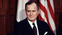 10 Interesting Facts about George H. W.Bush